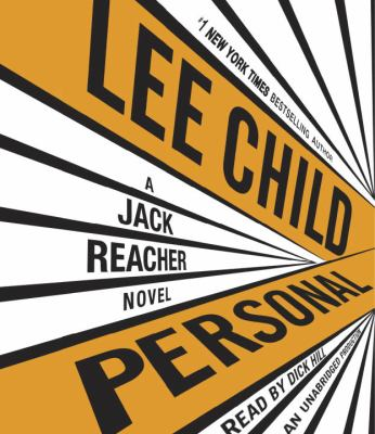 Personal - Book #19 of the Jack Reacher