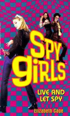Mass Market Paperback Live and Let Spy Book