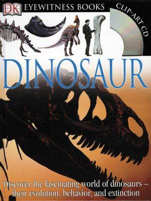 Dinosaur (Eyewitness Books) - Book  of the DK Eyewitness Books