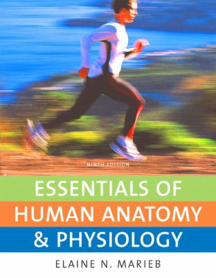 Essentials Of Human Anatomy And Book By Elaine N Marieb