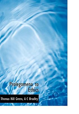 Paperback Prolegomena to Ethics [Large Print] Book