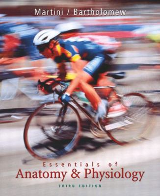 Essentials of Anatomy and Physiology book by Frederic H. Martini