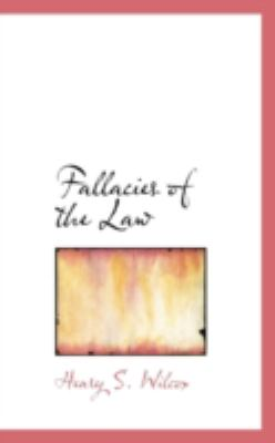 Paperback Fallacies of the Law Book
