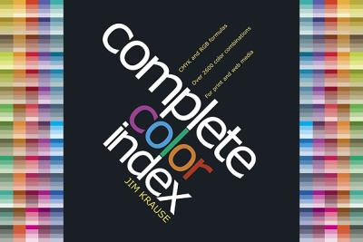 Complete Color Index book by Jim Krause