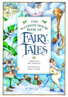 The Random House Book of Fairy Tales 0394856937 Book Cover