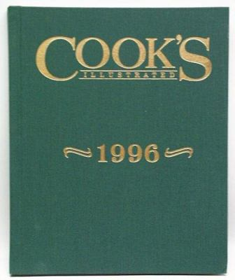 Cook's Illustrated 1996 - Book  of the Cook's Illustrated Annuals