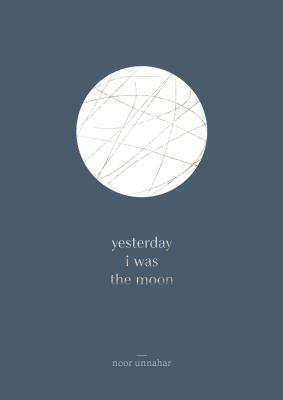 Paperback Yesterday I Was the Moon Book