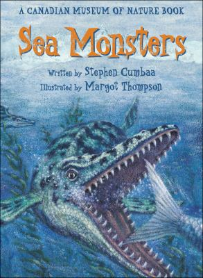 Sea Monsters   A Canadian Museum of Nature... by Stephen Cumbaa 14d4ac42eb6