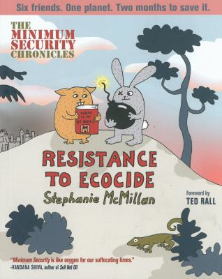The Minimum Security Chronicles Book By Stephanie Mcmillan