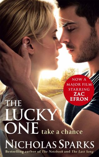 Paperback The Lucky One Book