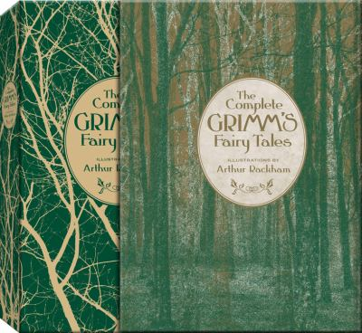 The Complete Grimm's Fairy Tales 1937994317 Book Cover