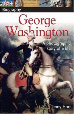 George Washington - Book  of the DK Biography