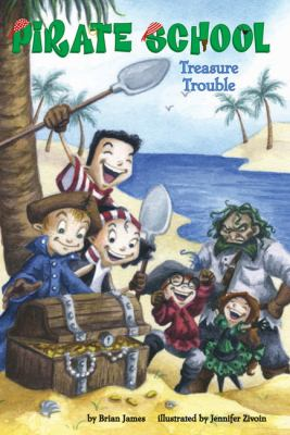 Treasure Trouble - Brian James