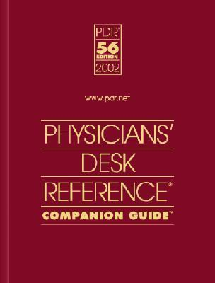 Beautiful PDR Companion Guide 2002. By Physicians Desk Reference