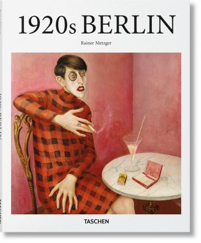 Hardcover 1920s Berlin Book