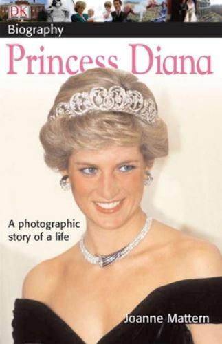 Princess Diana - Book  of the DK Biography