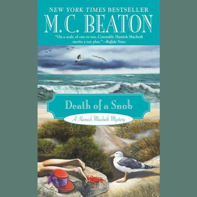 Death of a Snob 1482941554 Book Cover