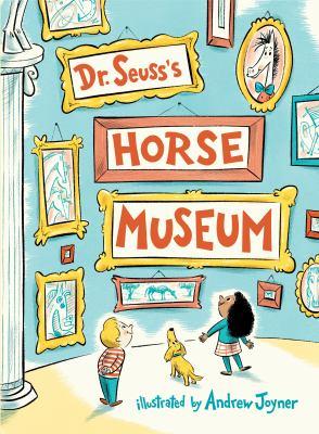 Hardcover Dr. Seuss's Horse Museum Book