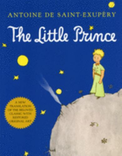 Paperback The Little Prince Book