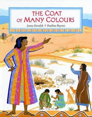 the coat of many colors book by pauline baynes - Coat Of Many Colors Book