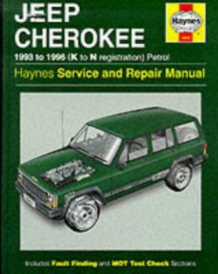 jeep cherokee service and repair manual book by bob henderson rh thriftbooks com Cherokee Bible Cherokee Words