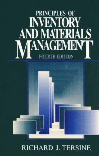 Principles of Inventory and Materials Management - Richard J. Tersine
