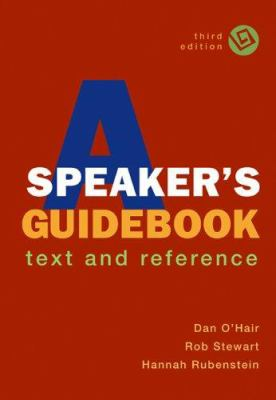 a speakers guidebook text and by dan o hair rh thriftbooks com Out of Many Fifth Edition Fifth Edition Foes