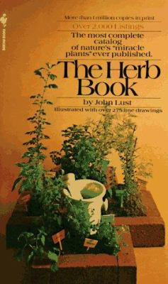 Paperback The Herb Book