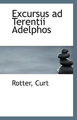 Paperback Excursus Ad Terentii Adelphos Book
