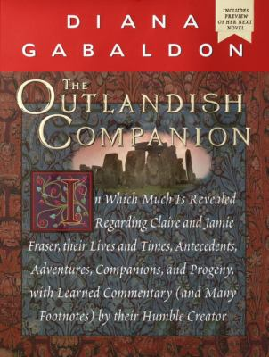 The Outlandish Companion - Book  of the Outlander