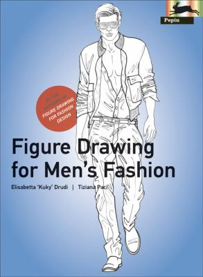 Figure Drawing For Men S Fashion Book By Elisabetta Drudi
