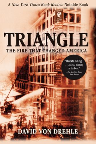 Paperback Triangle : The Fire That Changed America Book