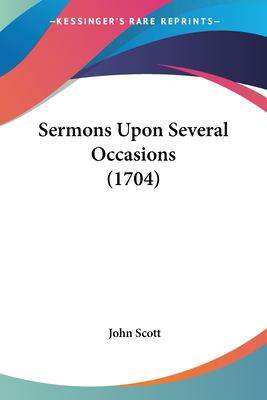 Paperback Sermons upon Several Occasions Book