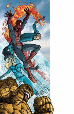 Spider-Man - Fantastic Four - Gage, Christos
