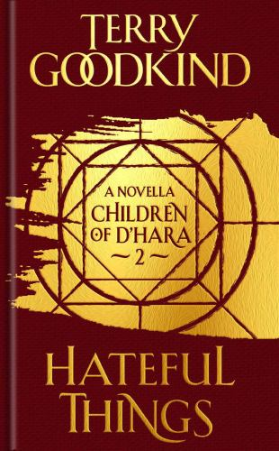 Hardcover Hateful Things : The Children of d'Hara, Episode 2 Book
