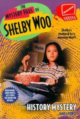 History Mystery - Book #9 of the Mystery Files of Shelby Woo