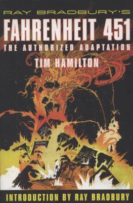 Ray Bradbury's Fahrenheit 451: The Authorized A... 0007304730 Book Cover