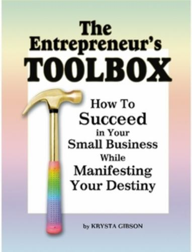 The Entrepreneur's Toolbox - Publisher and Author Krysta Gibson