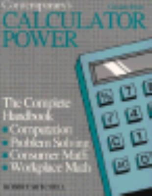 Contemporary\'s Calculator Power: A... book by Robert Mitchell