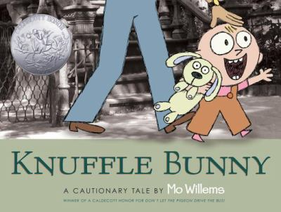 Hardcover Knuffle Bunny : A Cautionary Tale Book