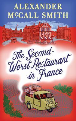 Hardcover The Second-Worst Restaurant in France : A Paul Stuart Novel (2) Book