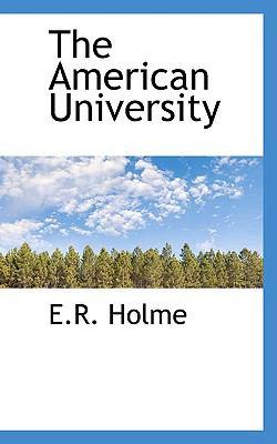 Paperback The American University Book