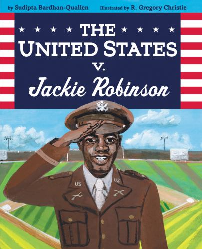 Quallen Le the united states v jackie robinson book by sudipta bardhan quallen