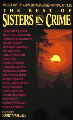 The Best of Sisters in Crime - Book  of the Sisters in Crime