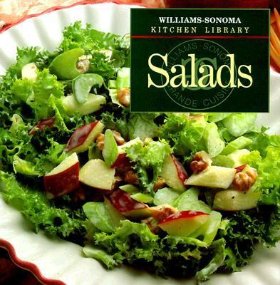 Salads - Book  of the Williams-Sonoma Kitchen Library