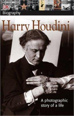 Harry Houdini - Book  of the DK Biography