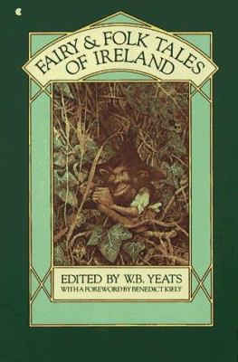 Fairy and Folk Tales of Ireland 0020556403 Book Cover