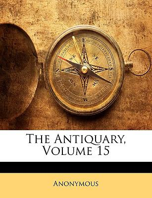 Paperback The Antiquary Book