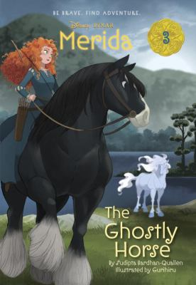 Quallen Le the ghostly merida chapter book by sudipta bardhan quallen