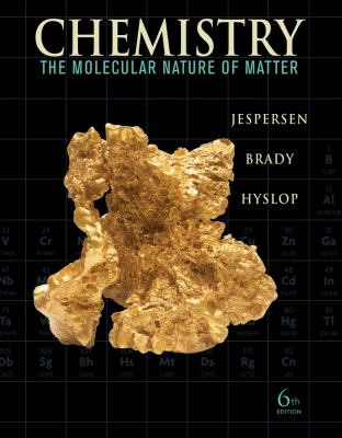 Chemistry The Study Of Matter And Its Book By Neil D Jespersen